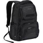 "Targus TSB705US 16"" Notebook backpack Black notebook case"