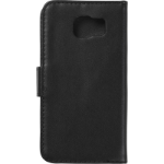 eSTUFF ES80310BULK Wallet case Black mobile phone case