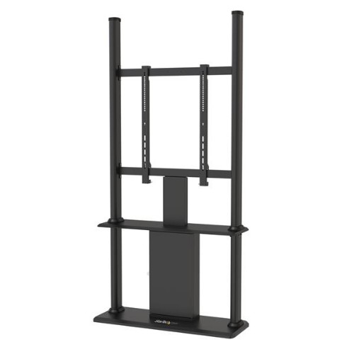 StarTech.com Digital Signage Display Stand - Black - Locking