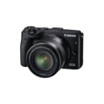 Canon EOS M3 + EF-M 18-55mm 24.2MP CMOS 6000 x 4000pixels Black