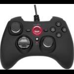 SPEEDLINK RAIT Black USB Gamepad Nintendo Switch, PC, Playstation 3