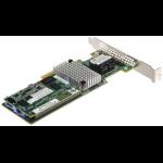 IBM 47C8656 RAID controller PCI Express 3.0 12 Gbit/s