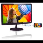 Philips LED-backlit LCD monitor 247E6QDAD/00