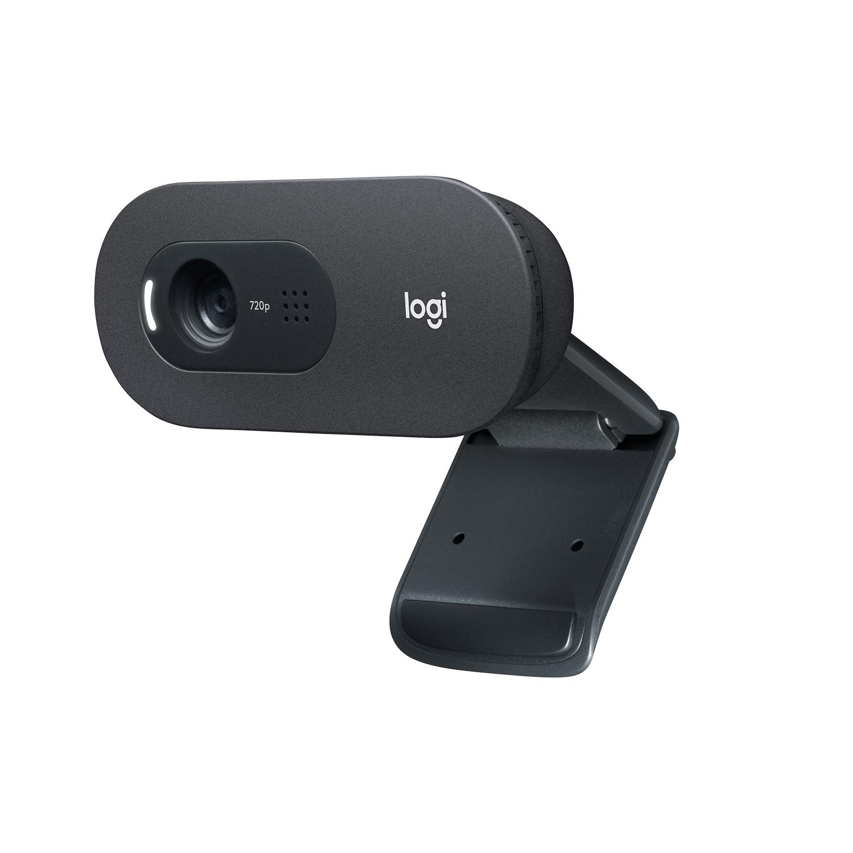 Logitech C505 webcam 1280 x 720 pixels USB Black