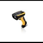 Datalogic PowerScan M9300 Handheld bar code reader 1D Laser Black, Yellow