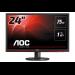 AOC Gaming G2460VQ6 LED display 61 cm (24