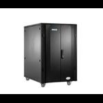 Eaton RXA24712PSBC1E rack 500 kg Freestanding rack 24U Black