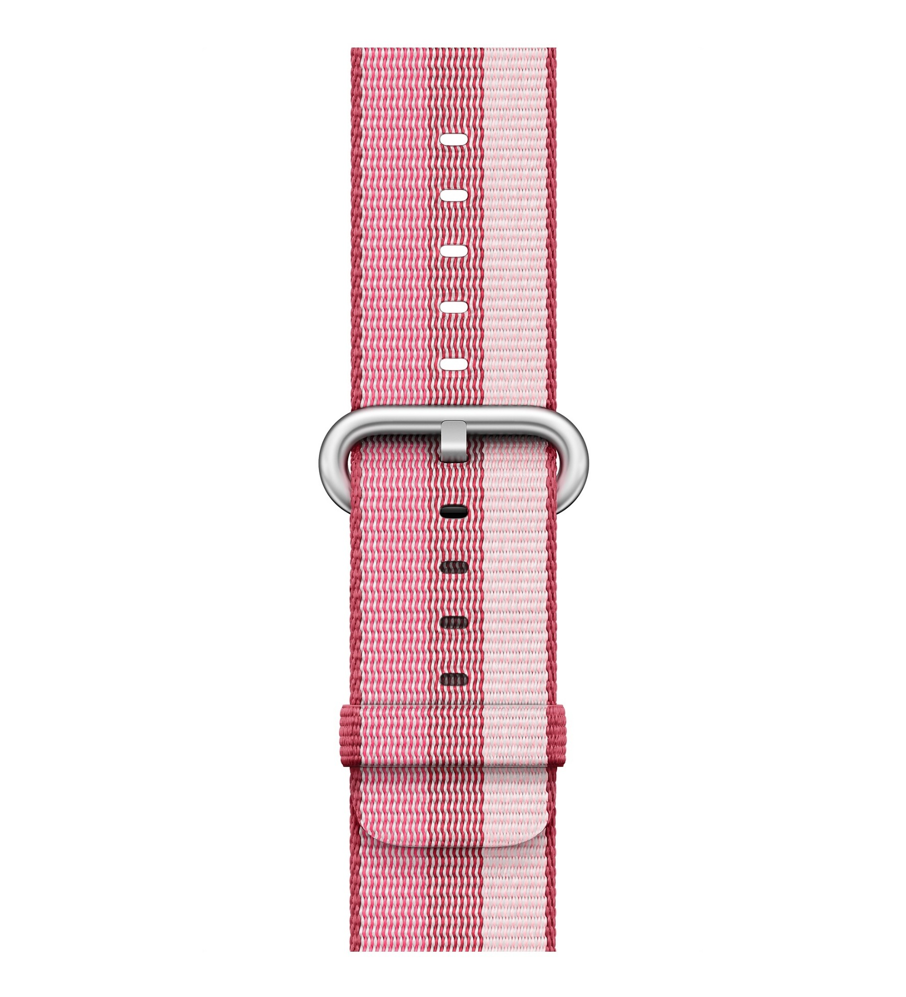 Apple 38mm Berry Woven Nylon