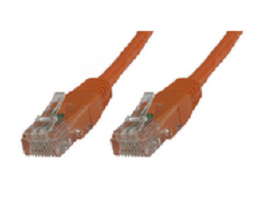 Microconnect 7.5m Cat6 RJ-45 networking cable Orange U/UTP (UTP)