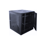 Dynamode CAB-W6U-EL550 rack cabinet 6U Wall mounted rack Black
