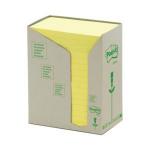 Post-It 655-1T Yellow 16pc(s) self-adhesive label