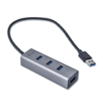 i-tec Metal USB 3.0 HUB 4 Port