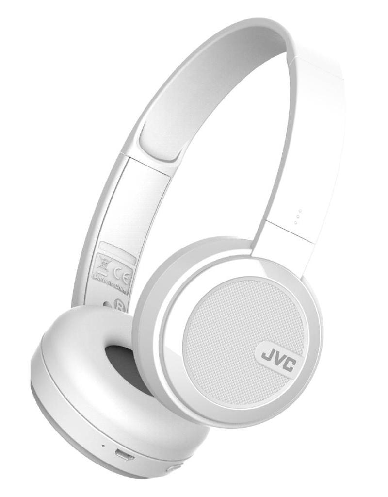 JVC HA-S40BT-W-E headphones/headset Head-band White