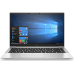 "HP EliteBook 840 G7 DDR4-SDRAM Notebook 35.6 cm (14"") 1920 x 1080 pixels 10th gen Intel® Core™ i7 8 GB 256 GB SSD Wi-Fi 6 (802.11ax) Windows 10 Pro Silver"
