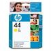 HP 51644YE (44) Printhead yellow, 1.6K pages, 42ml