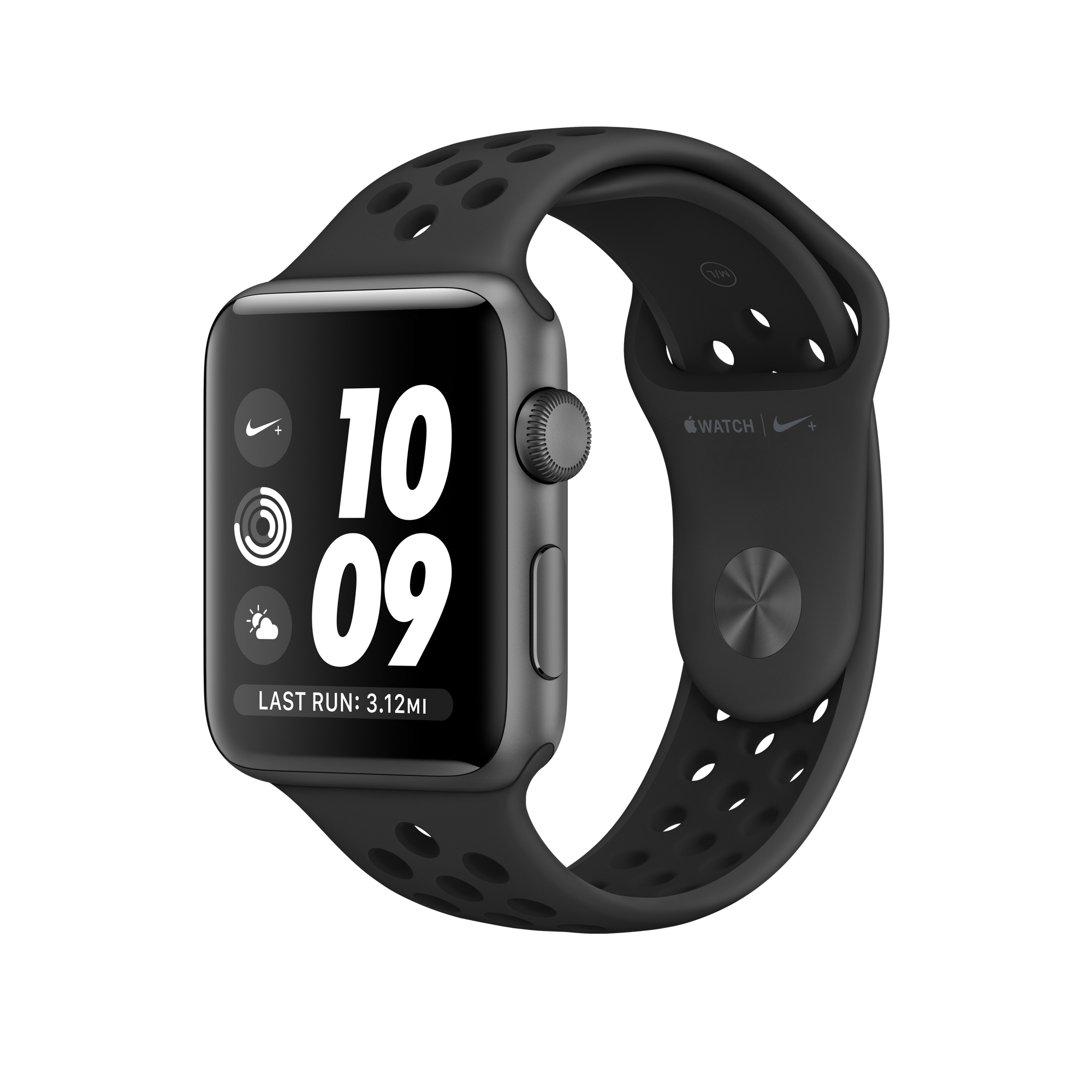 Apple Watch Nike+ OLED 34.2g Grey smartwatch