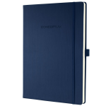 Sigel CONCEPTUM A4 194sheets Blue writing notebook