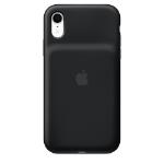 """Apple MU7M2ZM/A mobile phone case 15.5 cm (6.1"""") Skin case Black"""