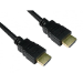 Cables Direct 77HD4-311 HDMI cable 1 m HDMI Type A (Standard) Black