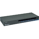 Trendnet TK-803R 8-Port USB/PS/2 Rack Mount KVM switch Rack mounting