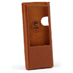 Astell&Kern AK Jr PU Case Cover Brown Polyurethane