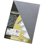 Fellowes 5376001 A4 PVC Transparent 100pc(s) binding cover
