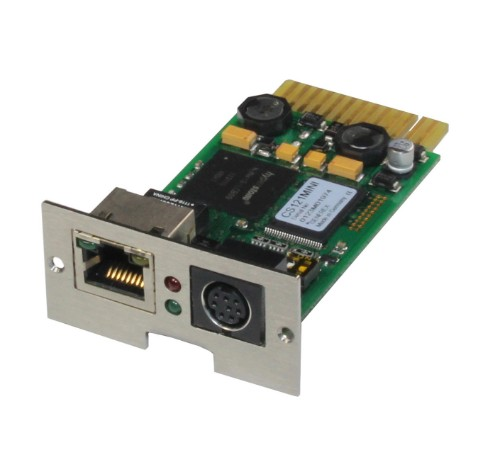 Salicru SNMP CARD GX5S CS141MINI para SPS ADV T, SPS ADV R, SPS ADV RT2, SLC TWIN RT2, SLC TWIN PRO2