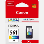Canon CL-561XL Original Cian, Magenta, Amarillo 1 pieza(s)