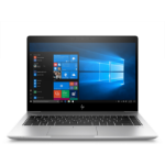 "HP EliteBook 840 G6 Silver Notebook 35.6 cm (14"") 1920 x 1080 pixels Touchscreen 8th gen Intel® Core™ i5 8 GB DDR4-SDRAM 256 GB SSD Wi-Fi 6 (802.11ax) Windows 10 Pro"
