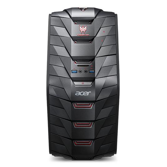 Acer Predator G3-710 3.4GHz i7-6700 Desktop Black PC