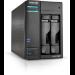Asustor AS6602T NAS/storage server Tower Ethernet LAN Black J4125