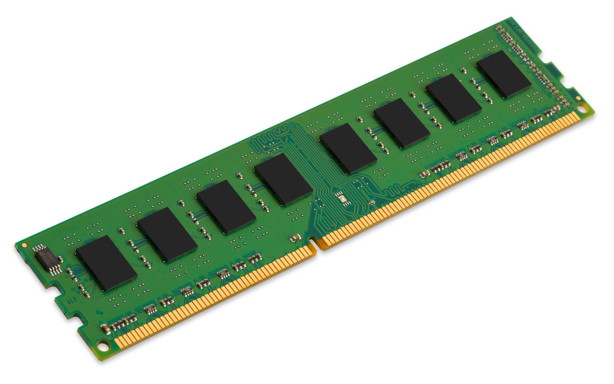 Kingston Technology ValueRAM 16GB(2 x 8GB) DDR3-1600 módulo de memoria 2 x 8 GB 1600 MHz