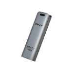 PNY FD128ESTEEL31G-EF USB flash drive 128 GB 3.2 Gen 1 (3.1 Gen 1) Stainless steel