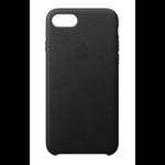 "Apple MQH92ZM/A mobile phone case 11.9 cm (4.7"") Skin case Black"