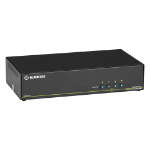 Black Box NIAP 3.0 KVM Switch. Dual-Head