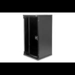 Digitus DN-10-12U-B rack cabinet Wall mounted rack Black