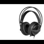Steelseries SIBERIA P300 Binaural Head-band Black headset