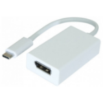 Hypertec 127560-HY USB graphics adapter 3840 x 2160 pixels White