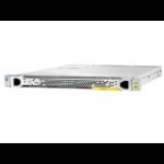 Hewlett Packard Enterprise StoreOnce 3100 disk array 8 TB Rack (1U)