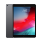 "Apple iPad Air 26.7 cm (10.5"") 64 GB Wi-Fi 5 (802.11ac) Gray iOS 12"