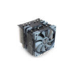 Scythe FUMA 2 Processor Cooler 12 cm Black, Blue