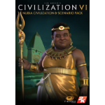Nexway Sid Meier's Civilization VI - Nubia Civilization & Scenario Pack, PC Video game downloadable content (DLC) Español