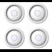 Ubiquiti Networks UAP-AC-EDU-4 wireless access point 1300 Mbit/s White