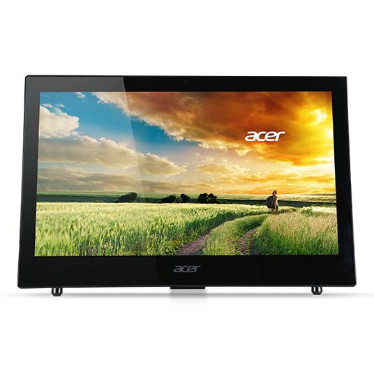 """Acer Aspire Z1-622 1.6GHz J3710 21.5"""" 1920 x 1080pixels Black"""