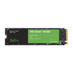 Western Digital Green SN350 M.2 240 GB PCI Express 3.0 NVMe