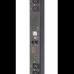 APC AP7950B unidad de distribución de energía (PDU) 0U Negro 13 salidas AC
