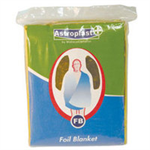 Wallace First-Aid Emergency Foil Blanket Ref 4803008 [Pack 6]