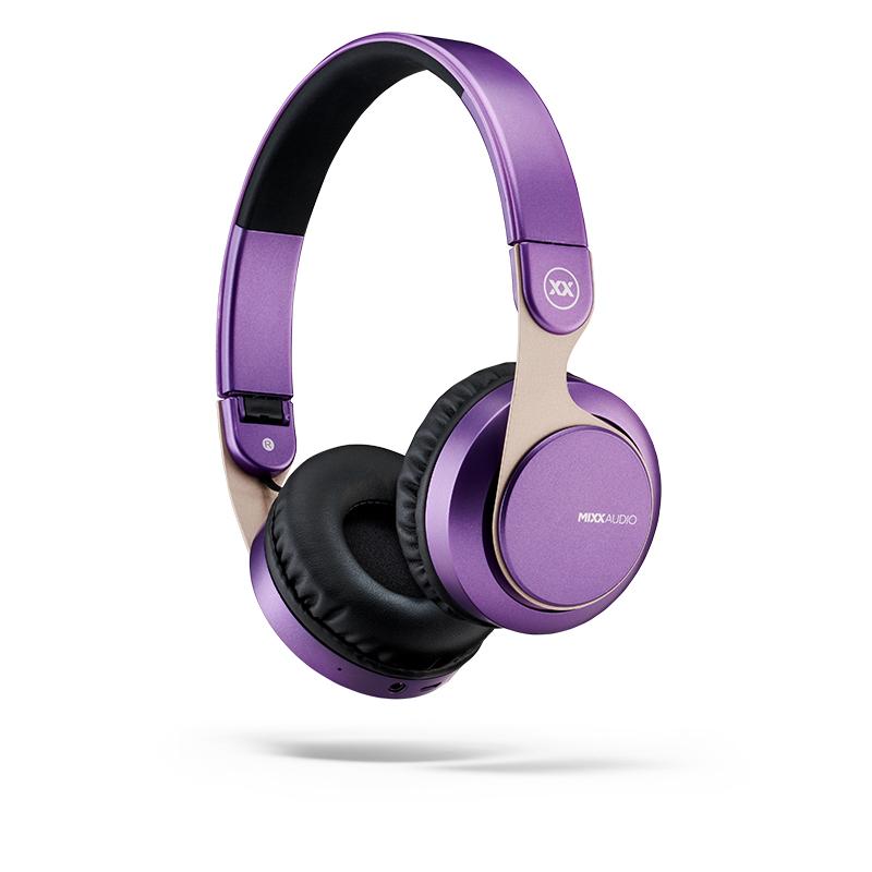 Radiopaq MIXX JX1 mobile headset Binaural Head-band Blue