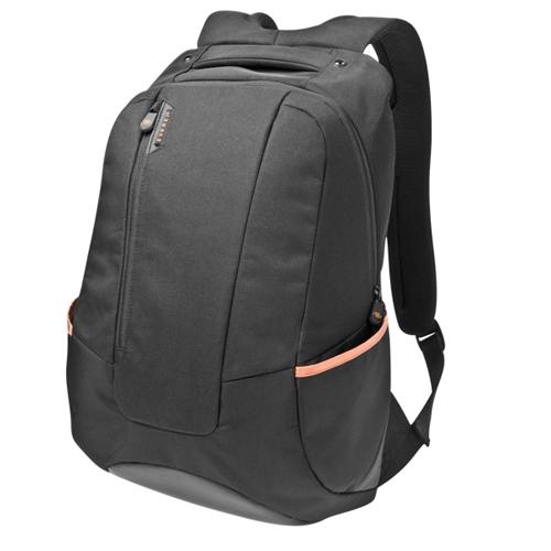 """Everki Swift 17"""" Backpack Black"""