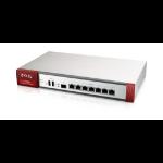 ZyXEL ATP500 hardware firewall 2600 Mbit/s Desktop